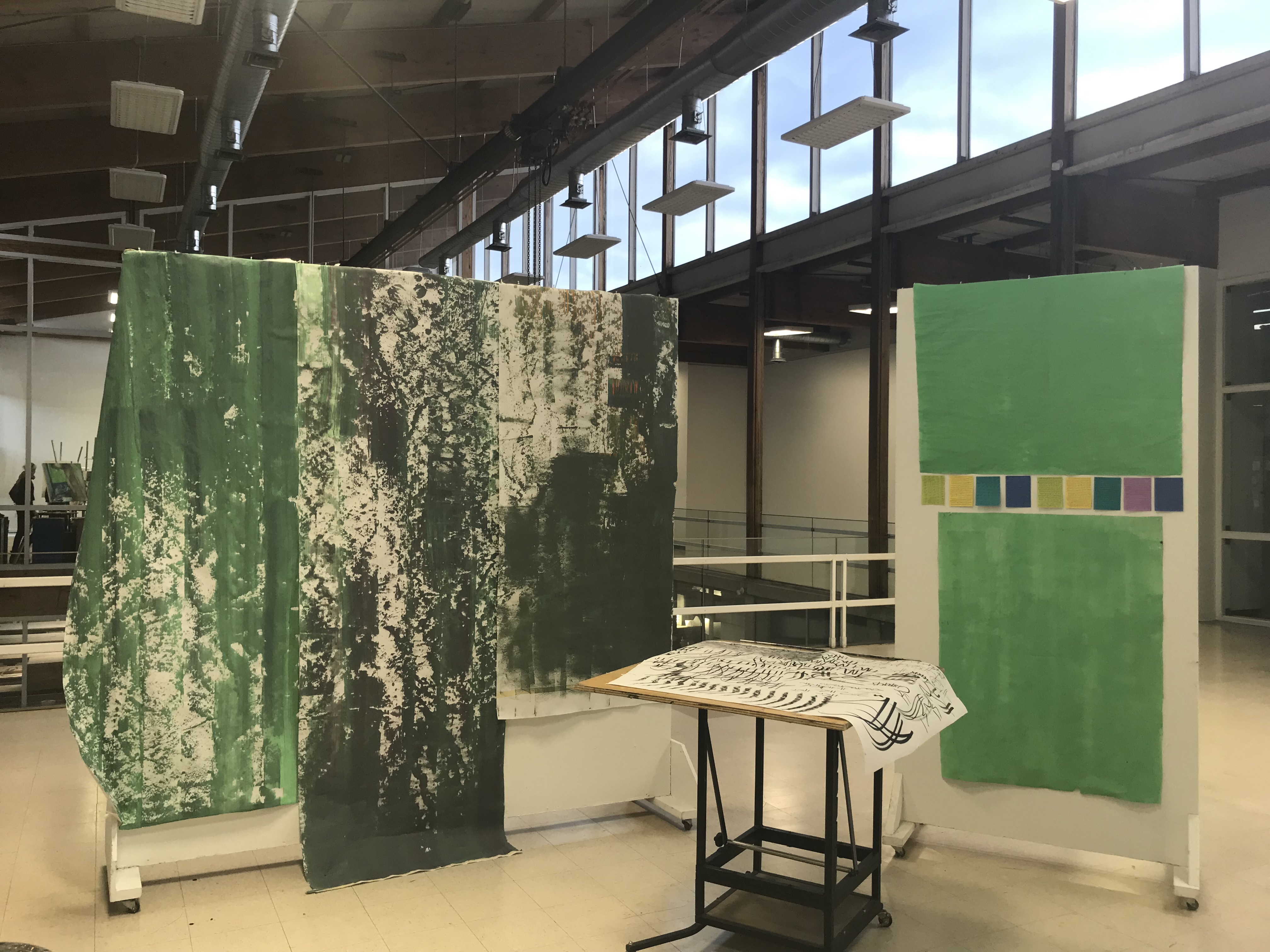 ahmad-yassir-artist-green-installation